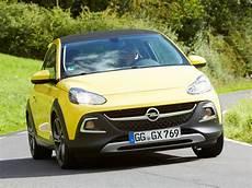Opel Adam Rocks S Test Autozeitung De