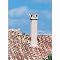 souche de cheminée inox sortie de toit poujoulat au meilleur prix livraison rapide