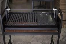 3 barbecue portatif milonga 100 avec plancha barbecues