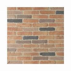 brique de parement briques de parement aspect vieilli brique orsol