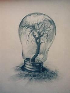 Surrealismus Bilder Ideen - surrealismus baumwelten natur zeichnen malerei kunst