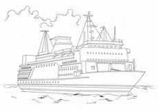 Malvorlagen Kinder Schiff Schiffe 6 Ausmalbilder Malvorlagen
