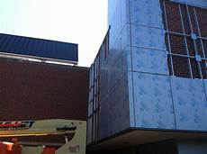 metal wall panels installation wesley children s hospital wichita ks