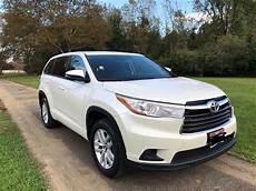 Toyota Highlander For Sale By Owner