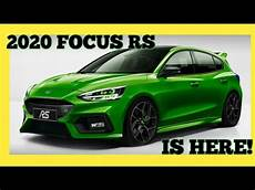 2020 focus rs official photos