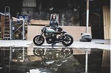 Assurance Perso Cafe Racer Moto Garage Prepar 233 E