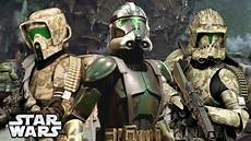 what do green clone troopers wars explained