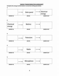 physical science energy transformation worksheet 13198 energy transformation worksheet with answer by kunletosin246 teaching resources tes