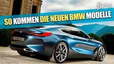 Bmw Neue Modelle - so kommen die neuen bmw modelle bavmo bimmer news folge