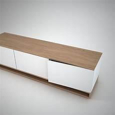 Harlem Low Sideboard 3 White Join Furniture