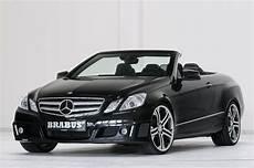 2010 Mercedes E Klasse Cabrio By Brabus Autoevolution