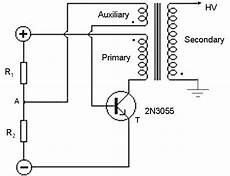 flyback transformer diagram circuit diagram of flyback converter of high frequency ac source scientific diagram