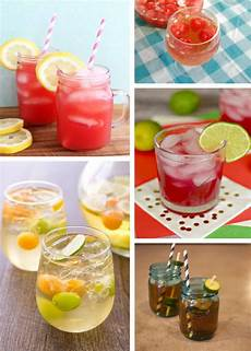 5 cool summer drink recipes funtastic friday 136 link party olives okra