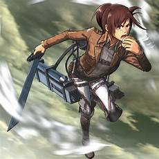attack on titan video game announcement trailer art