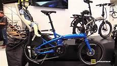 2019 tern vectron q9 folding electric bike walkaround