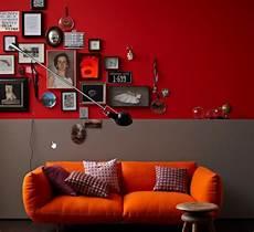 rote wandfarbe wandfarbe wohnideen mit eine wand in rot sch 246 ner