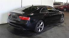 2008 Audi A5 8t 3 2 Fsi S Line Black 8 Speed Cvt