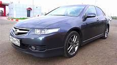 2007 Honda Accord Type S Start Up Engine And In Depth