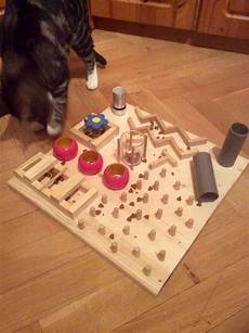 katzenspielzeug selber basteln diy play board diy and crafts cat toys