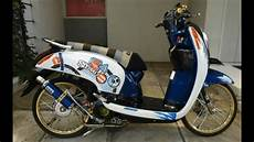 Modifikasi Sepeda Motor by Modifikasi Sepeda Motor Scoopy