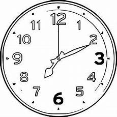 Malvorlagen Uhr Chords Clock Coloring Page Wecoloringpage 007 Http