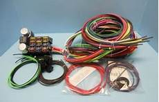 rebel wiring harness rewire your rod or kustom the h a m b