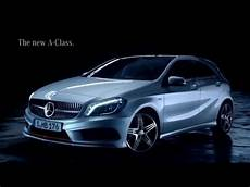 New Mercedes A Class 250 Spot Tv Pubblicit 224 Tv Classe A