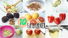 10 fatburner lebensmittel mehr fett verbrennen