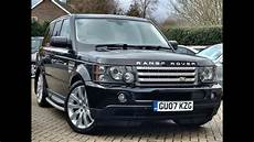 land rover range rover sport 3 6 tdv8 hse 5dr auto sold by