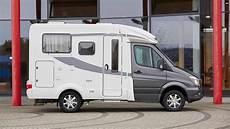 teilintegrierte wohnmobile gebraucht in der k 252 rze liegt die reisew 252 rze der kompakteste hymer