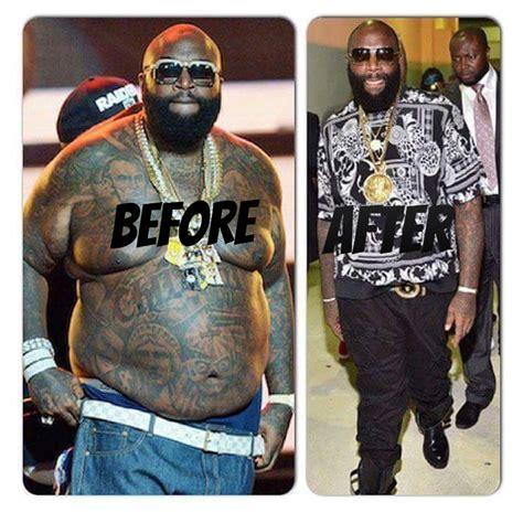 Rick Ross Transformation