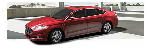 2015 Fusion Hybrid Delivers Efficiency Without Sacrificing