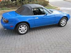 accident recorder 1990 mazda mx 5 security system 1990 mazda miata mx5 mariner blue very clean koni adjustables all records classic mazda mx