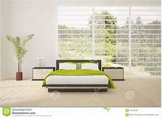 da letto colorata da letto colorata interna con mobilia moderna