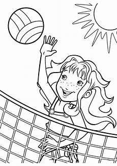 Malvorlagen Kostenlos Sommer Free Printable Summer Coloring Pages For