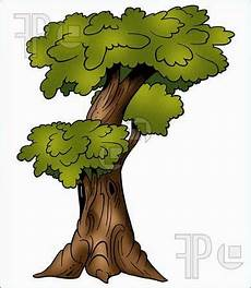 Kumpulan Gambar Pohon Kartun Lucu Gambar Pohon Buah Tree