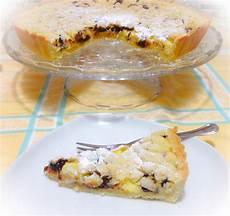 torta crema pasticcera e nutella sbriciolata crema pasticcera e nutella