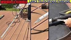 Lidl Lance T 233 Lescopique Parkside Ins 233 Rer Le Haute