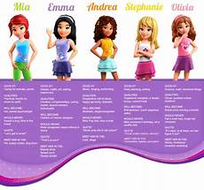 lego friends wiita at the