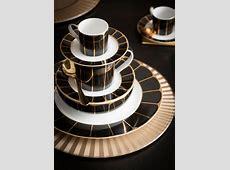 54 Luxury China Dinnerware, Dinner Plates Fine Bone China