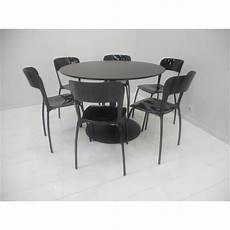 Set Table 6 Chaises Quot Riva Quot Achat Vente Table De