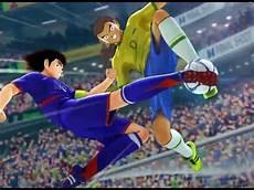 captain tsubasa super ceones world version mundial best plays 2018 youtube