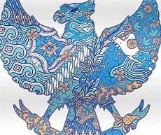 Gambar Motif Batik Garuda Contoh Motif Batik
