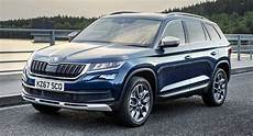 Skoda Kodiaq Scout Can Be Had From 163 32 330 In The Uk