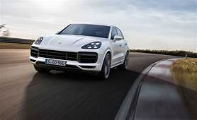 Porsche Launches New Cayenne Turbo At Rs 192 Crore