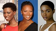 25 best short natural hairstyles for black women youtube