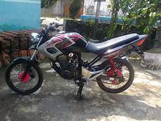 Modifikasi Tiger Revo by Modifikasi Honda Tiger Revo Ring 17 Ilmu
