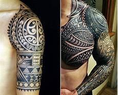Tatouage Polyn 233 Sien Homme Motifs Et Signification