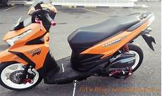 Honda Vario 150 Modifikasi Minimalis by Top Modifikasi Motor Vario 150 Terbaru Modifikasi Motor