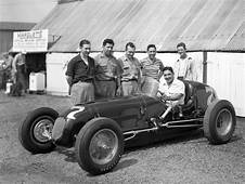 1950 Indianapolis 500 Car Built In Hammond Basement  Indy